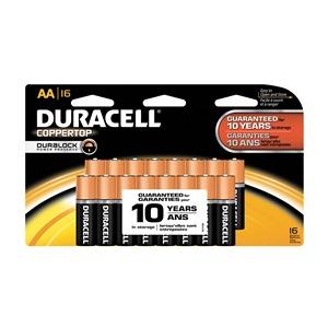 Duracell MN15B16PTPZ99
