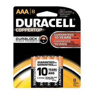 Duracell MN2400B8Z
