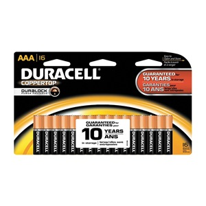 Duracell MN24B16PTPZ99