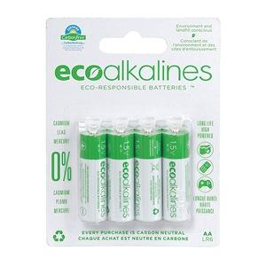 Eco Alkalines ECOAA8