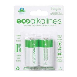 Eco Alkalines ECOC2