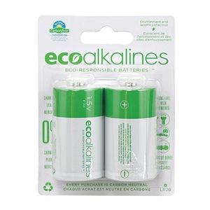 Eco Alkalines ECOD2