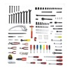Proto JTS-0141RRBX1 SAERailroad Tool Set Number of Pieces: 141,  Primary Application: Mechanic