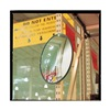 See All Industries NO18 Convex Security Mirror, Outdoor, 18 In