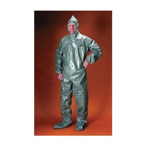 Lakeland Hooded ChemMax(R) 3, Gray, Boots, 3XL