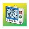 Control Company 5017 LED, Flash, Big Digit 2-Channel Timer