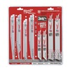 Milwaukee 49-22-1132 Reciprocating Saw Blade Set, 32 Pc