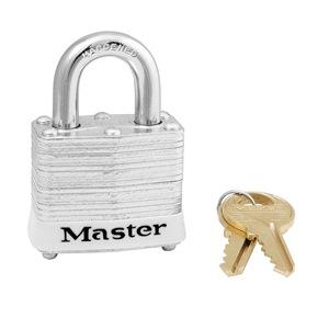 Master Lock 3KAWHT-0742