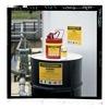 Brady 7271PLS Chemical Label, N Hexane, 2x2 7/8 In