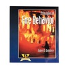 Cengage Learning 9780827377325 BOOK PRINCIPLES OF FIRE BEHAVIOR