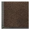 Andersen 22950750420070 Entrance Mat, Rubber/PET, Brown, 20 x 4 ft