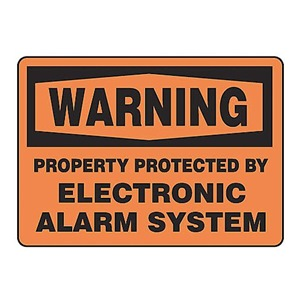 Accuform Signs MASE303VA