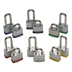 Master Lock 3KALHBLU-0354