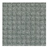 Andersen 02000570616070 Entrance Mat, Gray, 6 x 16 ft.