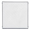 Wireway Husky 2-W0505 Wire Partition Panel, W 5 x H 5, PK 2
