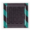 Andersen 466040035000 Happy Feet Texture Border Green 3x5