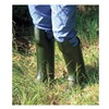 Approved Vendor 281-OD Snake Gaiters, Green, Plastic, PR