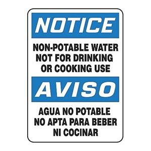 Accuform Signs MSAW800VA