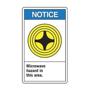 Accuform Signs MRAD801VS