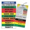Approved Vendor HLM-KIT Incident ID Kit, Medical, 500 ft x 3 In