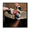 Ok-1 OK-FAVS S/R TAN Anti-Vibration Gloves, Tan, S, Full