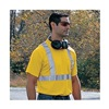 Occunomix LUX SSTP2 YM T-Shirt, 100% Polyester, Yellow, M