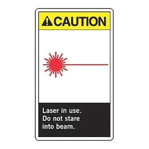 Accuform Signs LRAD603VSP