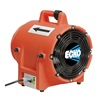 Ecko K20 Conf. Space Blower, Centrif, 1/3 HP, 8 In D