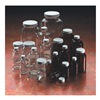 Wheaton W216930 Bottle, Wide-Mouth, Clr, 250 mL, PK 24