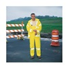 Tingley O53122 XLARGE Hi-Vis Rain Bib Overall, Yellow/Green, XL