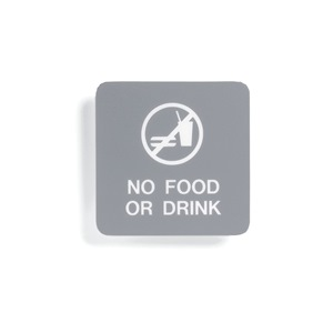 Sign Comply 42301-3 DOLPHIN GRAY