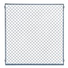Wireway Husky W02000-04000 Wire Partition Panel, 2 x 4 ft.