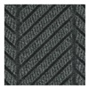Andersen 2271 BLACK 8X20 Entrance Mat, Black Smoke, 8 x 20 ft.
