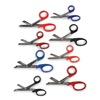 Emi 1096 NEON ORANGE EMS Shears, EMI, Orange, 5.5 In