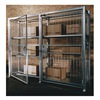 Folding Guard LPC-8040-6 Security Cabinet, W94, D40