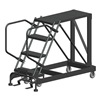Ballymore SNR4-2436 Roll Work Platform, Steel, Single, 40 In.H