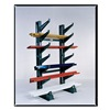 Jarke CR-3A Cantilever Rack Add-On, 2 Sides, 7 ft. H