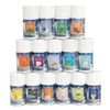 Hospeco 07915CA Aerosol Can Refill, Vanilla, Pk 12