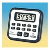Control Company 7010 Timer/Stopwatch, Digital, 3/8 In. LCD