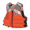 Mustang Survival MV1254 T1 S/M Life Jacket, S/M, Orange