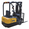 Big Joe V18 Rider Forklift, 3500 Lb, Lift Ht 188 In