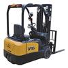 Big Joe V18 Rider Forklift, 3500 Lb, Lift Ht 188 In