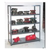 Edsal 1250 Shelf, 72InH, 36InW, 18InD