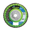 Norton 66623399002 Flap Disc, 4 1/2 In X, 80 Grit, 5/8-11, TY27