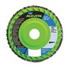 Norton 66623399009 Flap Disc, 5 In X, 60 Grit, 7/8, TY27