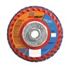 Norton 66623399171 Flap Disc, 7 In X, 120 Grit, 5/8-11, TY27