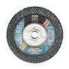 Pferd 67363 Flap Disc, 5X5/8-11 ZIRC 40GT, L