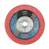 Pferd 67364 Flap Disc, 5X5/8-11 Cermaic 60, L