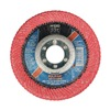 Pferd 67381 Flap Disc, 4-1/2X7/8 Cermaic 60, L