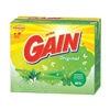 Gain PGC 84910 Powder Laundry Detergent, 20 oz., PK 3